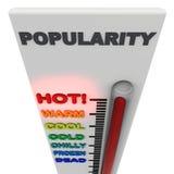 热和普遍 库存例证