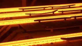 热在一棵冶金植物钢坯全连铸 股票录像