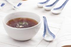热大酱汤 免版税图库摄影