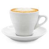 热奶咖啡咖啡 库存图片