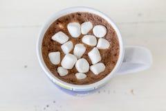 热巧克力 免版税库存照片