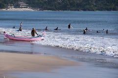 热带假日印度尼西亚 库存照片