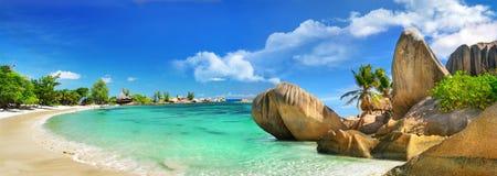 热带假日 免版税图库摄影