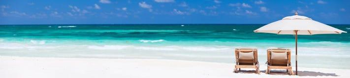 热带假期 库存照片