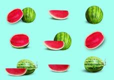 热带国家果子系列 免版税库存照片