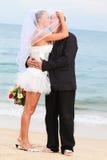 热带婚礼 免版税库存照片