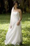 热带新娘 免版税库存图片