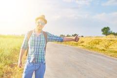 热带旅行者 免版税库存图片