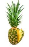 热带果子的菠萝 库存图片
