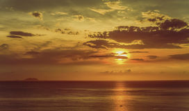 热带泰国, Jomtien海滩 库存图片