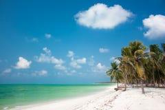 热带海岛天堂 免版税图库摄影