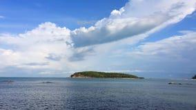 热带海岛的海洋 股票视频