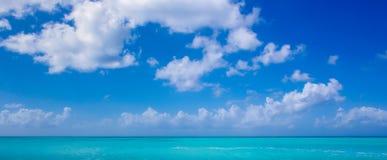 热带海, Anegada, BVI 库存图片