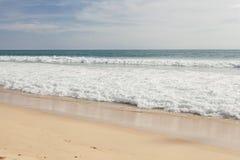 热带海滩在普吉岛海岛 免版税库存图片