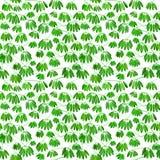 热带爬行物,无缝的样式 水彩纹理 免版税库存照片
