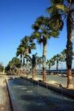 热带的塞浦路斯 免版税库存照片