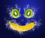 热带的微笑 免版税库存图片