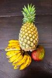 热带的果子 库存照片
