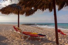 热带的海岛 行程 巴拉德罗角 库存图片