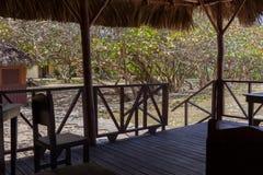 热带的海岛 行程 巴拉德罗角 免版税库存照片