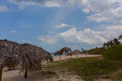 热带的海岛 行程 巴拉德罗角 库存照片