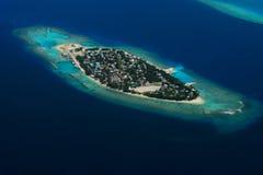 热带的海岛 免版税库存图片