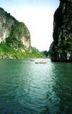 热带的海景 免版税库存图片