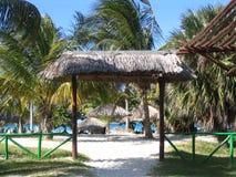 热带的目的地 免版税库存照片