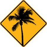 热带的符号 库存例证