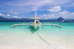 热带的行程 免版税库存照片