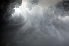 热带的风暴 免版税图库摄影