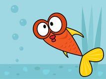 热带的鱼 库存例证