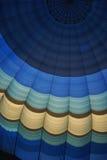 热气球的机盖 库存图片