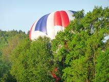 热气球 免版税库存照片