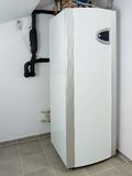 热泵 免版税库存图片