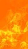 热火热的火焰背景 库存照片