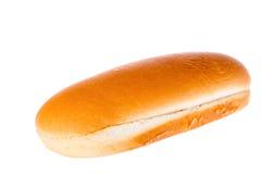 热狗小圆面包 库存图片