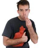 热病 免版税图库摄影