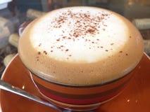 热的咖啡 免版税图库摄影
