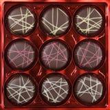热的巧克力 免版税库存照片