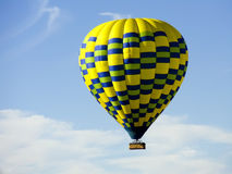 热的气球 免版税库存图片
