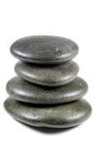 热的石头01 免版税库存图片