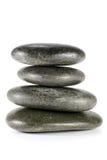 热的石头02 库存照片
