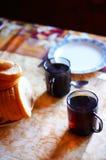热的茶 库存照片