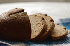 热的面包 库存图片
