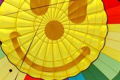 热空气气球事件 免版税库存照片