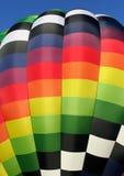 热空气baloon 免版税库存图片
