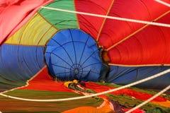 热空气baloon 免版税库存照片