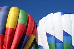 热空气baloon 免版税图库摄影