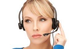 热线服务电话 免版税库存图片